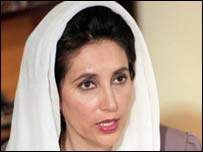 Benazir Bhutto: Dogged by corruption charges