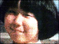 Abductee Megumi Yokota, who North Korea says is dead