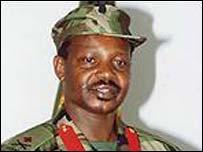 Major General James Kazini