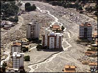 Venezuela floods, 1999