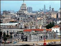 Havana skyline