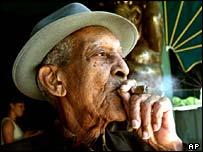 Cuban musician Compay Segundo