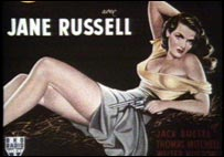Poster of Jane Russell