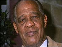 Former prime minister of Grenada Nicholas Braithwaite