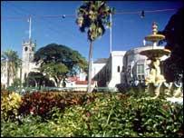 Trafalgar Square, Bridgetown