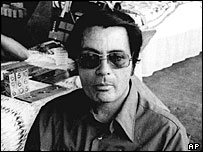 Jim Jones, founder of People's Temple sect
