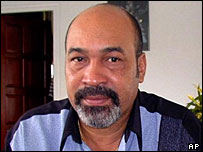 1980s coup leader Desi Bouterse