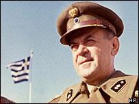 General George Papadopoulos