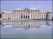 Belvedere Palace, Vienna