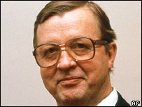 Former Finnish PM, died in 2004 