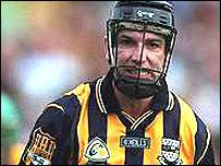 Kilkenny hurling star DJ Carey