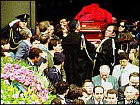 Funeral of Judge Falcone