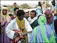 Music Of Mali Tuareg Music | RM.