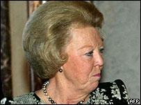 Queen Beatrix of the Netherlands (2003 picture)