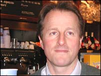 Paul Ettinger, Caffe Nero