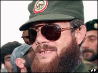 Former Chechen warlord Salman Raduyev