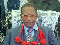 Didier Ratsiraka