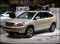 Lexus SUV