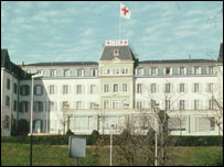 International Committee of the Red Cross HQ, Switzerland