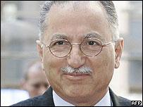 OIC head Ekmeleddin Ihsanoglu