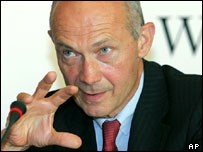 WTO head Pascal Lamy