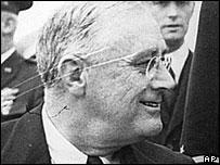 Franklin D Roosevelt, 1941