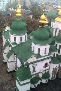 Saint-Sophia Cathedral, Kiev
