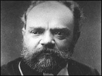 Czech composer Antonin Dvorak