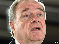 Former Canadian PM Paul Martin