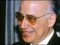 Former Secretary-General Ismat Abdel Meguid