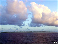 Millennium Island, Kiribati