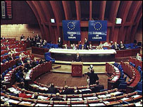 Parliamentary Assembly, Council of Europe