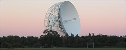Jodrell Bank Lovell telescope