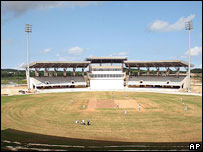 Sir Vivian Richards Stadium, Antigua