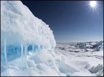 Arctic landscape, Lancaster Sound, Nunavut