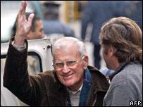 Former Uruguayan dictator Juan Maria Bordaberry (2005 picture)