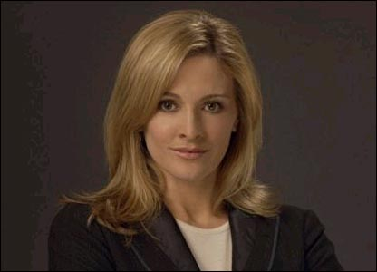 BBC Sport presenter Gabby Logan