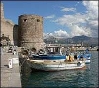 Harbour, Calvi, Corsica