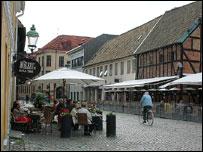 Street scene, Malmo
