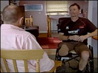 Ray Gravell interviewed by Gareth Charles