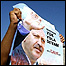 Poster of Turkish Prime Minister Recep Tayyip Erdogan