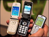 Nokia handsets