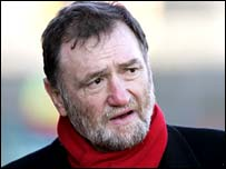 Former Wales, Lions and Llanelli centre Ray Gravell