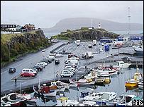 Marina at Torshavn