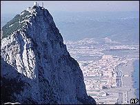 Summit of Rock of Gibraltar
