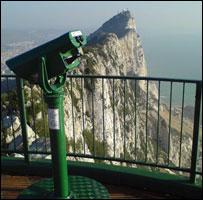 Gibraltar - rock