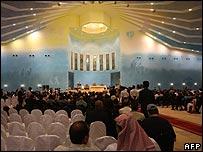 St Mary's Catholic church in Qatar, March 2008