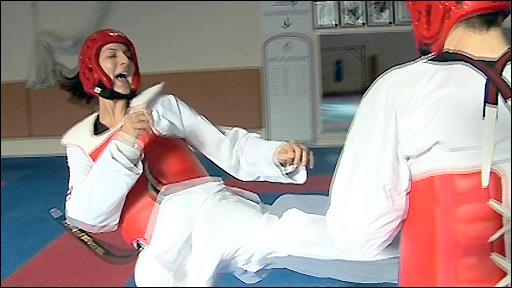 Sarah Stevenson's guide to taekwondo
