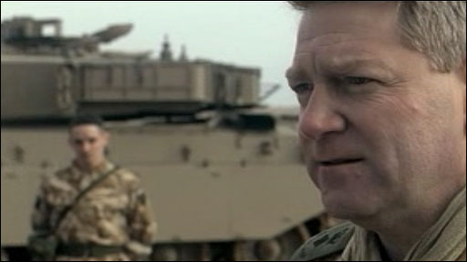 Kenneth Branagh as Colonel Tim Collins