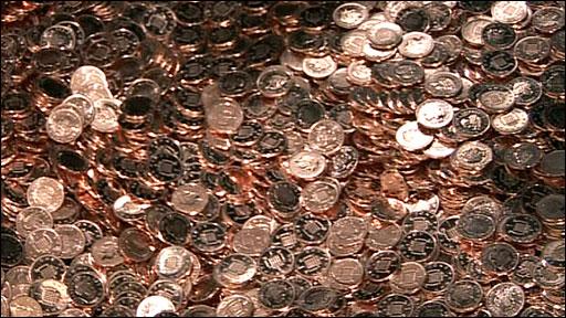 1p coins